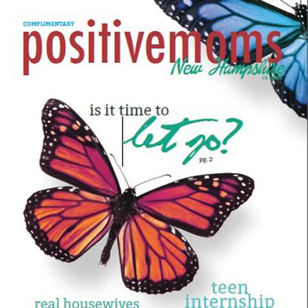 Positive Moms Magazine (Social Media Client)