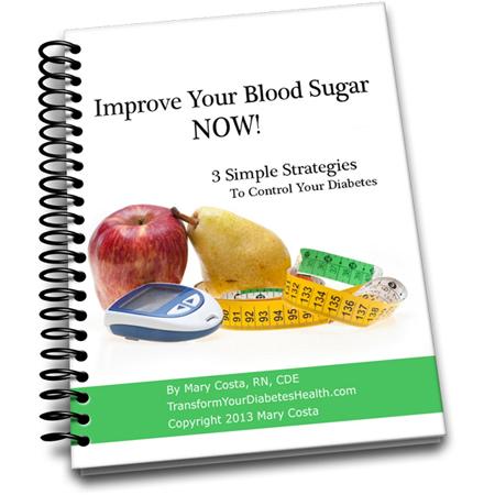 Transform Your Diabetes Health (Social Media Client)